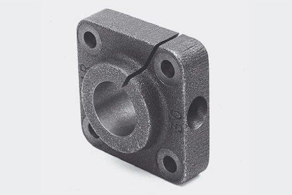 Kugelbuchseneinheit - Flanschwellenhalter - FH56-050