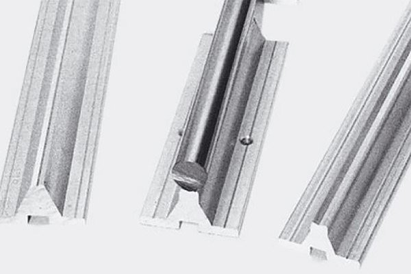 Stahlwelle - Wellenunterstützung - WU50-030