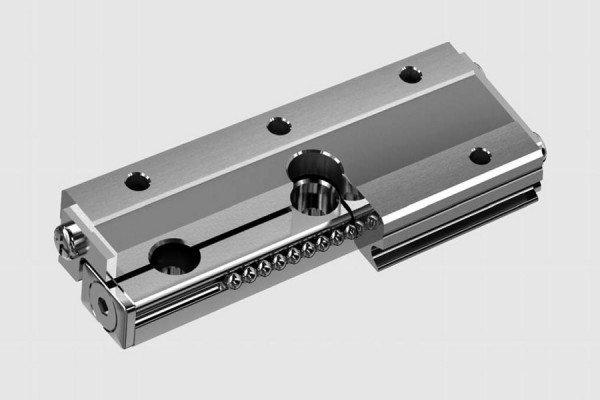 Miniatur-Schienenführung - Präzisions-Miniatur-Rolltisch - ST07-041